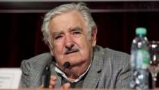 Pepe Mujica, este lunes en Buenos Aires. / DAVID FERNÁNDEZ (EFE)