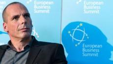 Varoufakis, en un acto el 7 de mayo. / GEERT VANDEN WIJNGAERT (AP)