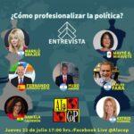 Fernando Herrero-Nieto, director de ASESMAP, liderará la conferencia de ALACOP '¿Cómo profesionalizar la política?'