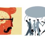 Sesgo, liderazgo y política: crisis de la sociedad democrática desde una perspectiva heurística