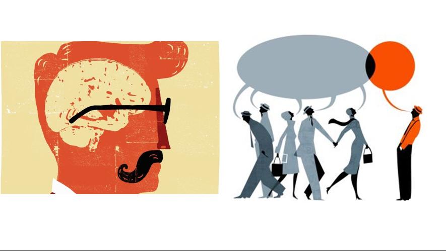 Sesgo, liderazgo y política