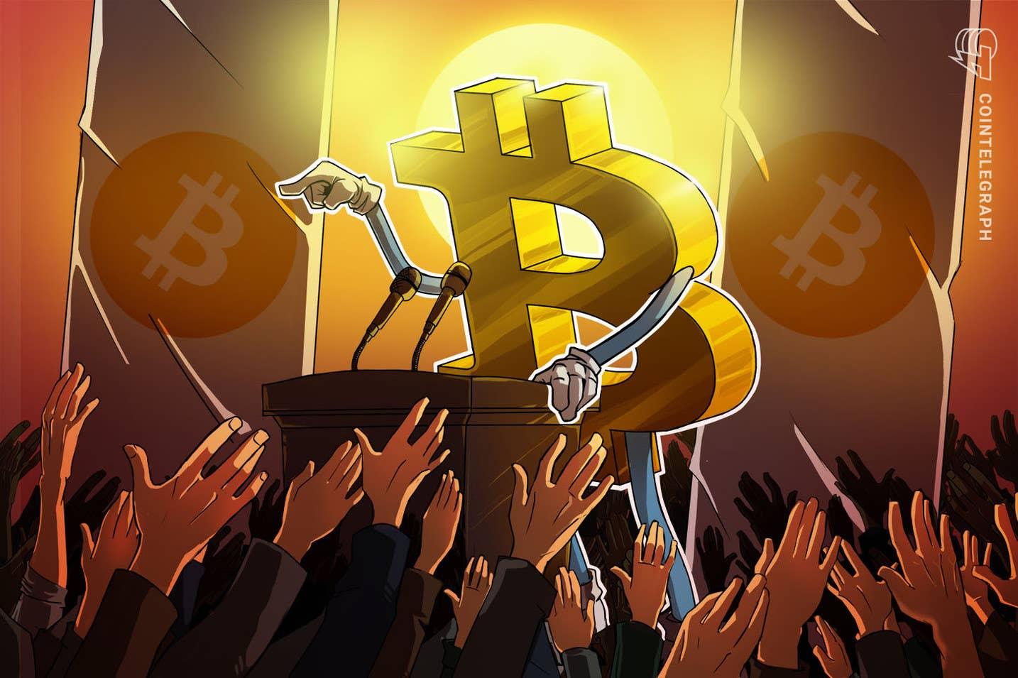 Bitcoin y política - ASESMAP