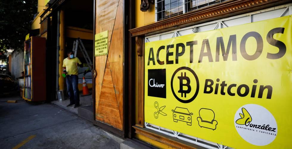 Negocios El Salvador aceptan Bitcoin - ASESMAP